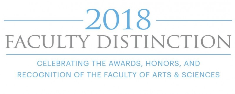 recognition and awards faculty of arts and sciences